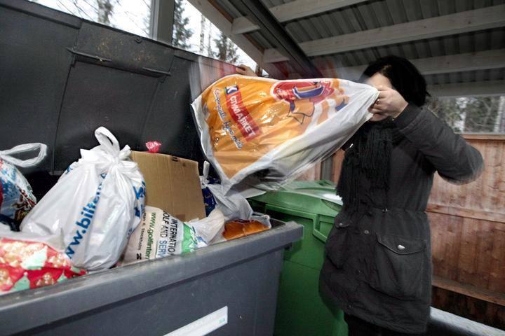 Jätteenkuljetus