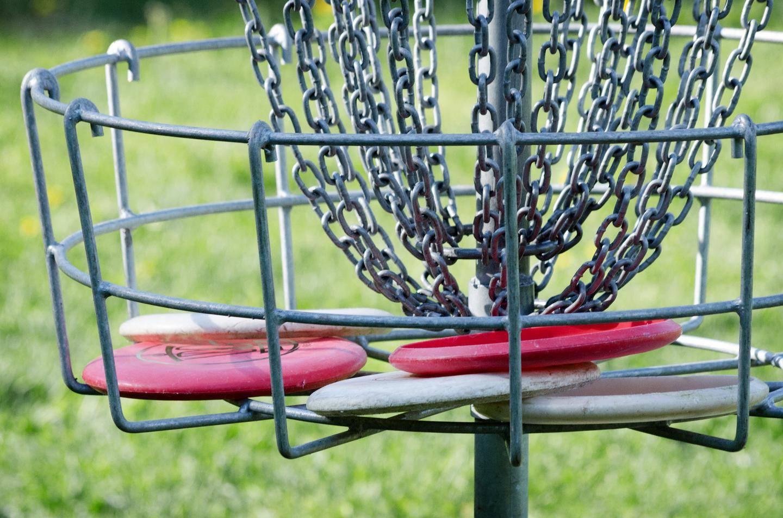 Mukkula Frisbeegolf