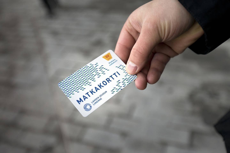 Waltti Lataus Lahti