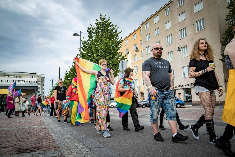 Tapahtumia Lahti