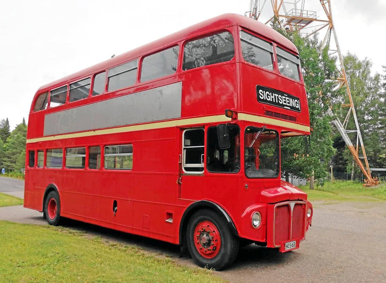 Kaksikerroksinen Bussi