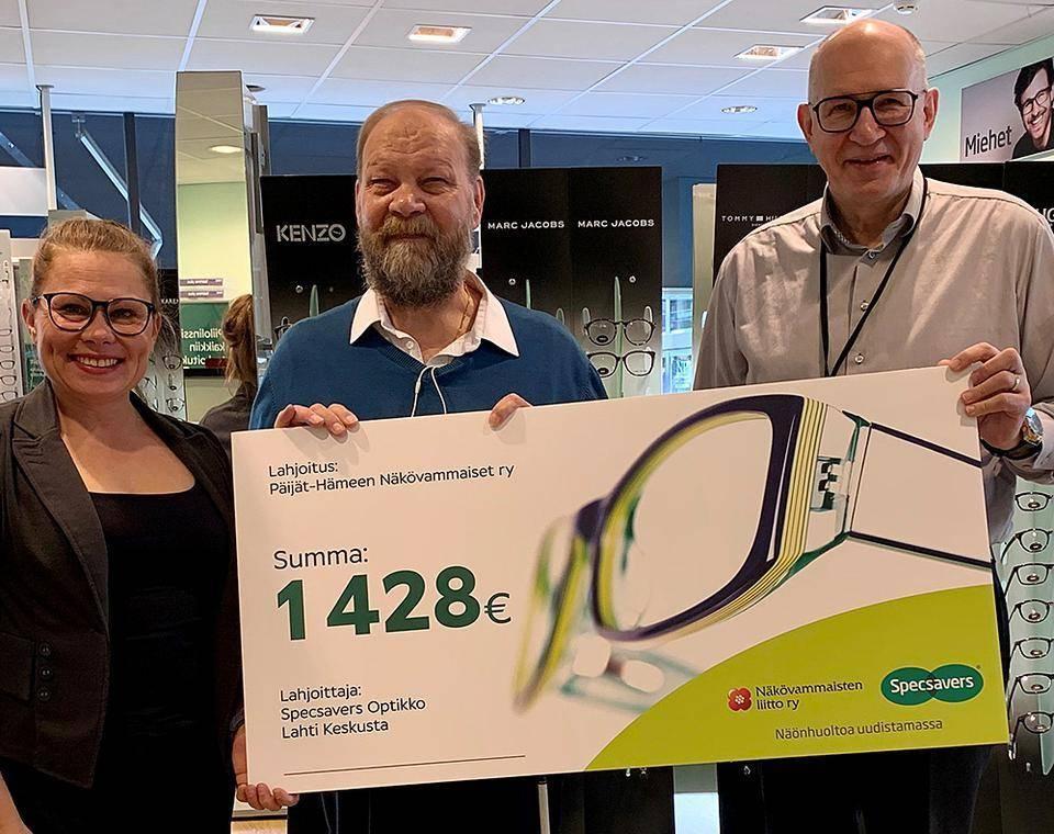 Heidi Penttinen ja Taru Karjalainen vetovastuuseen Specsavers Optikko Kajaanista