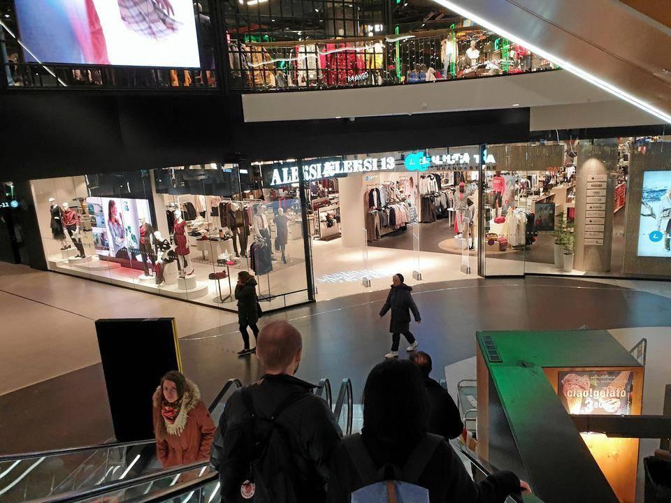 Luhta sulkee myynnin ja kannattavuuden kanssa kipuilleen Aleksi 13:n Helsingin keskustasta – Uudet kauppakeskukset vaikeuttivat tilannetta