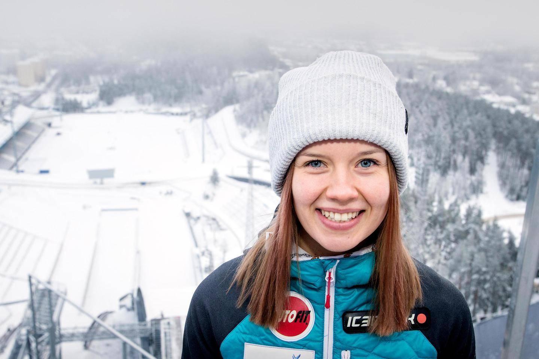 LHS:n Susanna Forsström liiteli seitsemänneksi Norjassa | Urheilu ...