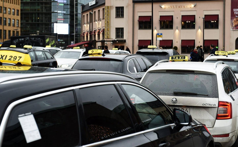 Taksiuudistus