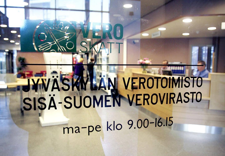 Jyväskylän Verotoimisto