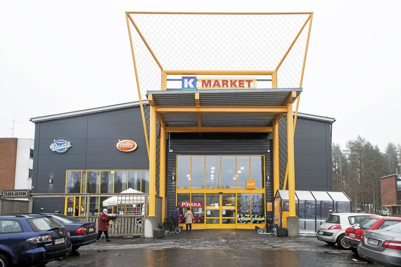 K-Market Lohtaja