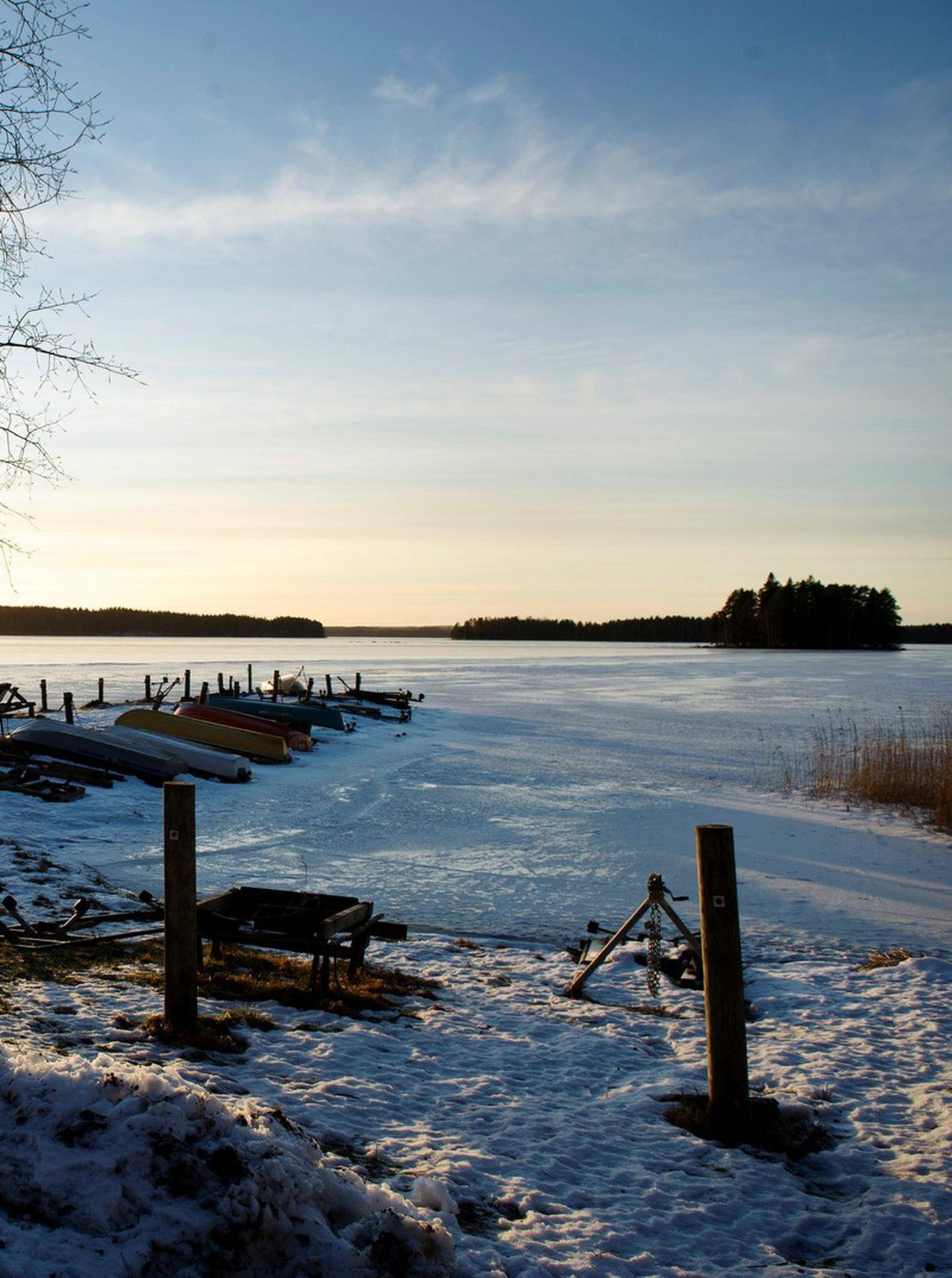 Pakkasennätys Suomi