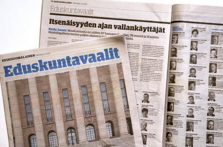 Suomen Eduskuntavaalit