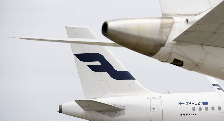 Finnair Töihin