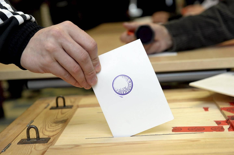 Eduskuntavaalit äänestysprosentti