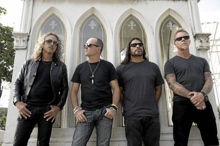 Metallica Suomessa