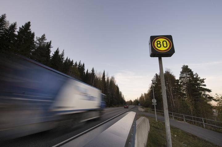 Liikennetilanne Onnettomuudet