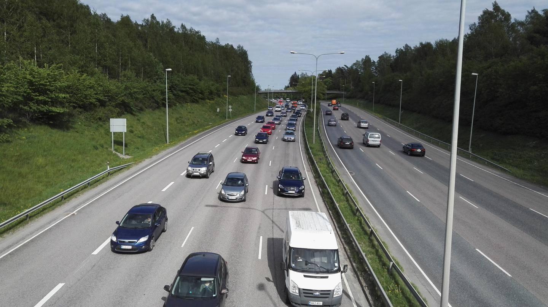 Liikenneruuhkat Tänään