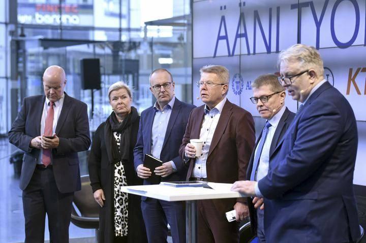 Eduskuntavaaliehdokkaat Keski-Suomi