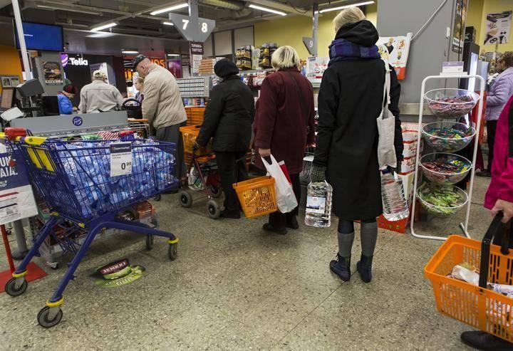 Supermarket Veljmies