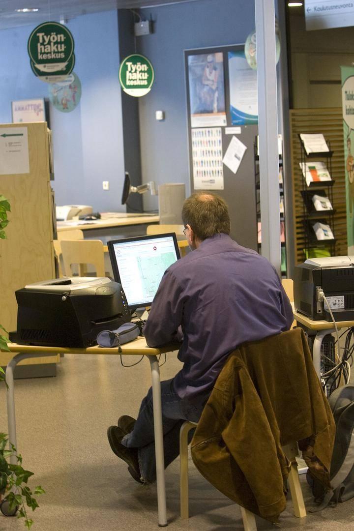 Työttömien Määrä Suomessa