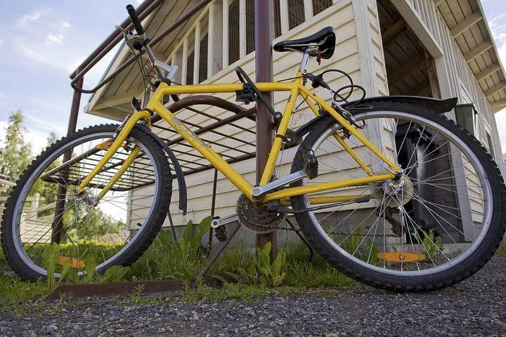 Pyörä Junaan