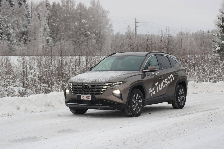 Hyundai Katumaasturi